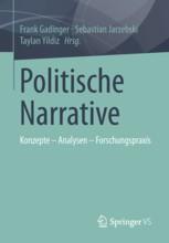 Politische Narrative - Cover